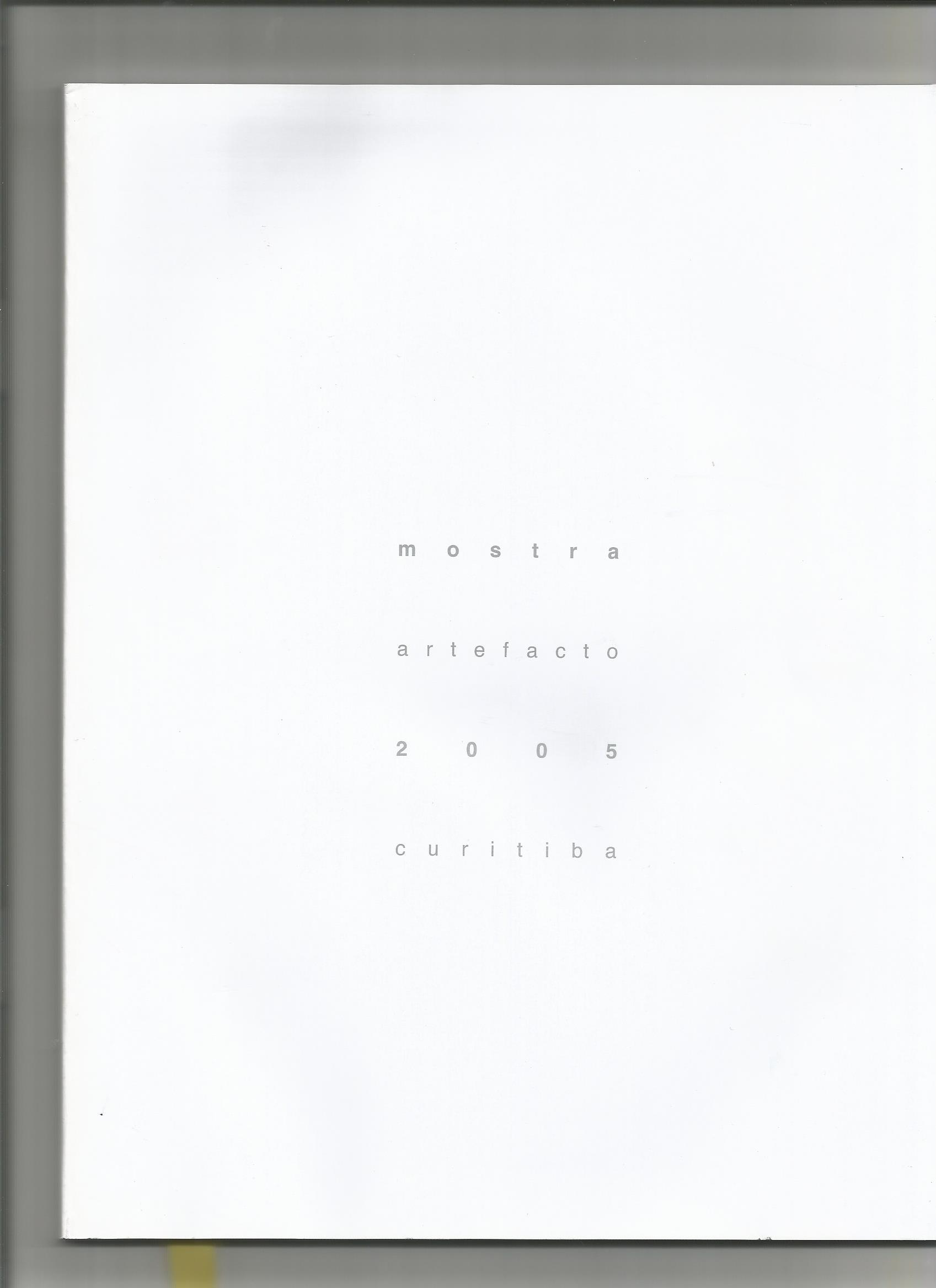 Revista Mostra Artefacto0000