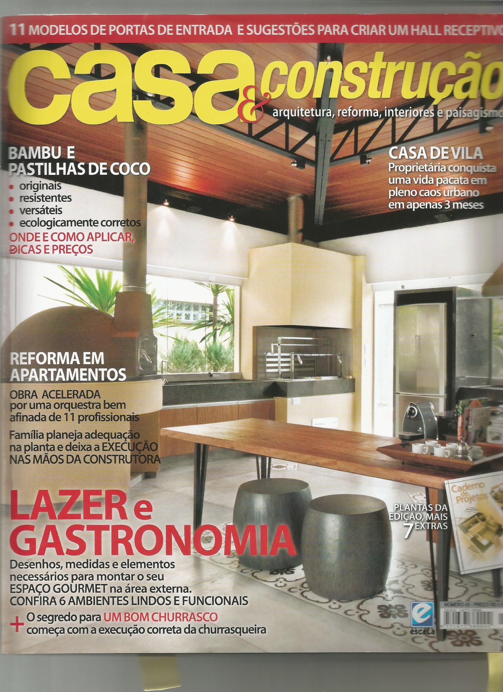 revista casa u construo